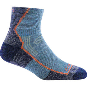 DARN TOUGH VERMONT Hiker 1/4 Cushion Socks Women denim
